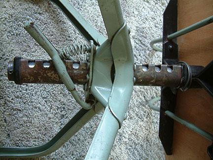 Toledo Uhl Art Steel Draftsman Chair Stool New Amp Used
