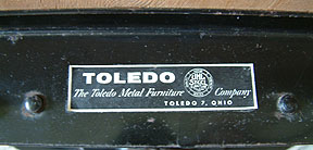 Toledo Uhl Art Steel Draftsman Chair Stool New Amp Used